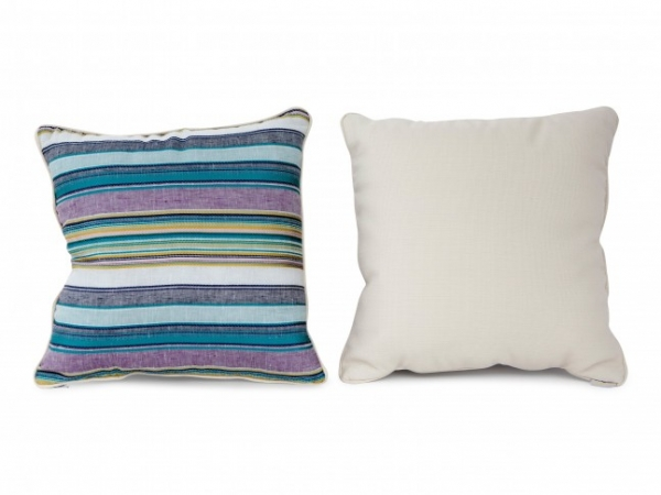 ZINNIA blue | Cushions (price per 2 units)