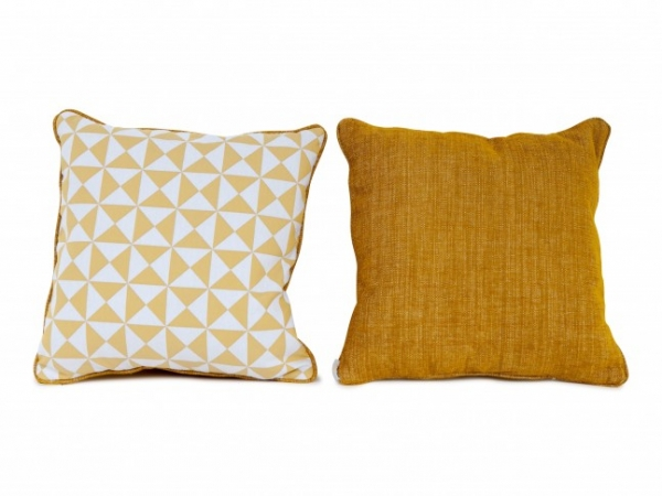 BLOSSOM Yellow | Cushions (price per 2 units)