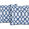 BRISE Blue | Cushions (price per 2 units)