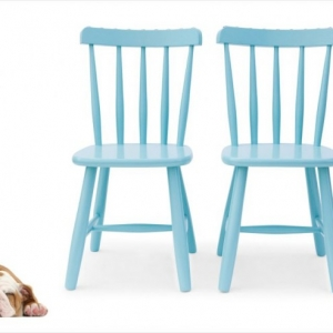 TWIST blue | chair (price per 2 units)
