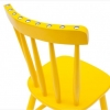 TWIST yellow | chair (price per 2 units)