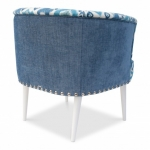 OPAQUE BLUE | armchair