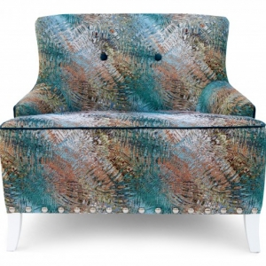 STARWOOD blue | armchair